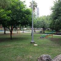 Photo taken at Parque Mariano Escobedo by Eduardo M. on 6/20/2015