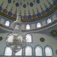 Photo taken at Kızıl Minare Camii by Ceyhun on 6/11/2016