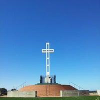 Photo prise au Mt Soledad Veterans Memorial par Ismail K. le3/11/2013