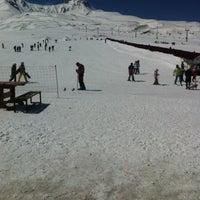 Photo taken at Erciyes Arlberg Sport by Halil Y. on 3/24/2013