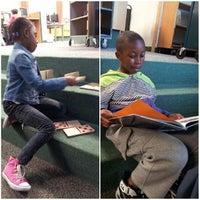 Photo taken at DC Public Library - Juanita E. Thornton/Shepherd Park by Will H. on 5/8/2013