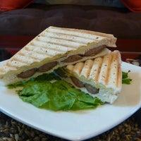 Photo taken at Cafe Bar Senor Misti by Roli B. on 3/1/2013