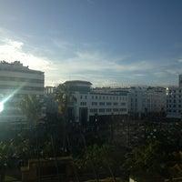 Photo taken at Hyatt Regency Casablanca by Anya M. on 3/5/2013