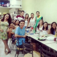 Photo taken at Pizzaria Atraente by Larissa R. on 7/28/2013