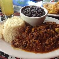 Photo taken at Equelecuá Cuban Café by Greg S. on 12/2/2015