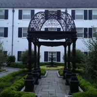 Photo taken at The Nittany Lion Inn by Rob O. on 7/3/2013