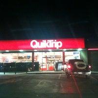 Photo taken at QuikTrip by Mariann on 12/23/2012