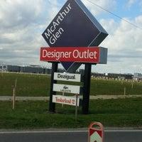 Photo taken at McArthurGlen Designer Outlet Parndorf by Ahlam S. on 10/18/2013