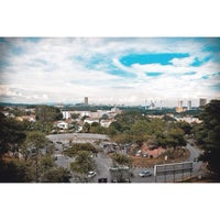 Photo taken at Universiti Teknologi MARA (UiTM) by Whosent on 8/10/2014