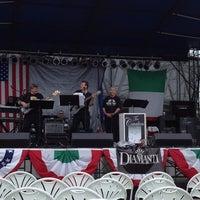 Photo taken at Italian Festival by Michael C. on 6/16/2013