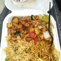 Photo taken at Panda Express by Teresa S. on 4/9/2016