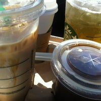 Photo taken at Starbucks by Amanda C. on 9/28/2012