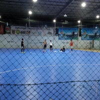 Photo taken at MSC Futsal (First Internasional Futsal Court In Tabalong) by Manna F. on 7/13/2013