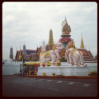 Photo taken at Royal Ceremonial Affairs Division by Prasuthorn R. on 11/16/2012