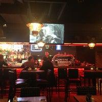 Снимок сделан в Bar BQ Cafe пользователем Irina F. 3/16/2013