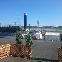 Photo taken at ツインリンクもてぎロードコース ビクトリーコーナー by ダムの人 on 10/9/2015