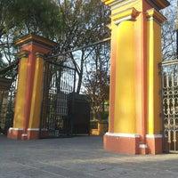 Photo taken at ROCK&ROLLERS MTB QUERETARO Centro De Operaciones by Alekz O. on 3/2/2014