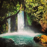 Foto diambil di Banias Waterfall oleh Rebecca B. pada 6/23/2013