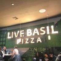 Photo taken at Live Basil Pizza by Sharon on 3/15/2018