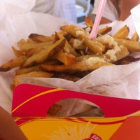 Photo taken at Best French Fries by Christopher H. on 10/26/2013