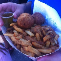 Photo taken at Best French Fries by Christopher H. on 8/24/2014