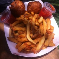 Photo taken at Best French Fries by Christopher H. on 8/11/2014