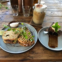 Photo taken at Suka Espresso by Marianna D. on 4/27/2018