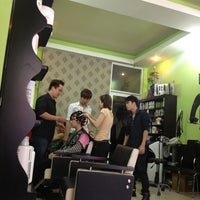 Photo taken at Beauty Salon Dat Lee by Thanh T. on 8/17/2013