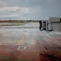 Photo taken at Gate F60 by Woof W. on 11/21/2017