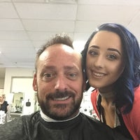 Photo taken at EvCC School of Cosmetology by Christian D. on 5/6/2017