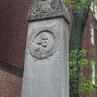 Photo taken at John Hancock Grave by Christian D. on 5/19/2018