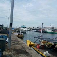 Photo taken at Pelabuhan Mayangan by SUTRISNO Patian C. on 1/30/2017