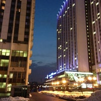 Photo taken at VEGA Izmailovo Hotel by Татьяна Т. on 3/31/2013