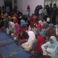Photo taken at Panti Asuhan Jamiyatul Wasliyah by T 1. on 7/27/2013