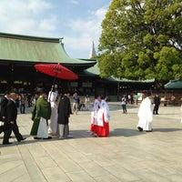 Photo prise au Meiji Jingu Shrine par Ryosuke A. le5/6/2013