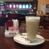 Photo taken at Costa Coffee by M A. on 9/2/2014