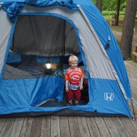 Photo taken at Mills-Norrie State Park Campground by christopher d. on 6/21/2013