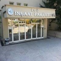 Foto diambil di İnşaat Fakültesi oleh Burak K. pada 9/13/2013