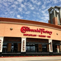 Photo taken at The Cheesecake Factory by Brian S. on 4/21/2013