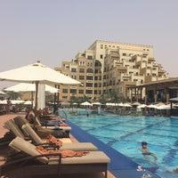 7/7/2016 tarihinde Cherry 🍒ziyaretçi tarafından Rixos Bab Al Bahr'de çekilen fotoğraf