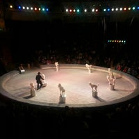 Снимок сделан в Національний цирк України / National circus of Ukraine пользователем Timm H. 3/17/2013