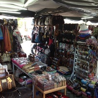 Photo taken at The Flea Market In Oberei by Ольга Ф. on 4/21/2013