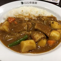 Photo taken at CoCo壱番屋 名駅サンロード店 by tenstones0327 on 1/23/2017