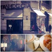 Photo taken at Taveggia by Costanza on 4/16/2014