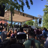 Photo taken at Comfest by Breanna P. on 6/25/2016