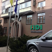 Photo taken at HDI by Олег Ф. on 1/20/2014