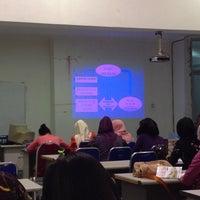 Photo taken at Gedung B Fakultas Hukum UNAIR by nofearbyu on 10/31/2013