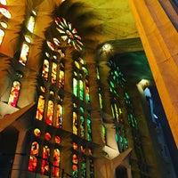 Foto tomada en Cripta de la Sagrada Família por Elizaveta A. el 10/9/2018