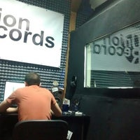 Photo taken at Union Records by Vitaly R. on 5/21/2014