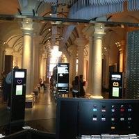 Photo taken at Nobel Museum by Jeffrey M. on 7/15/2013